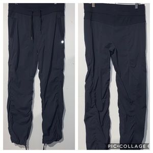 Lululemon Studio Pants unlined Dark grey size 6